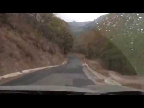 Atitlan - Guatemala City road