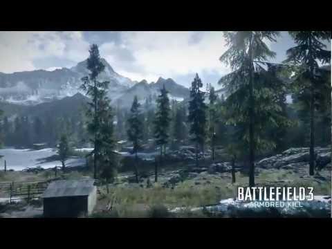 BF3 - Alborz Mountain (Armored Kill)