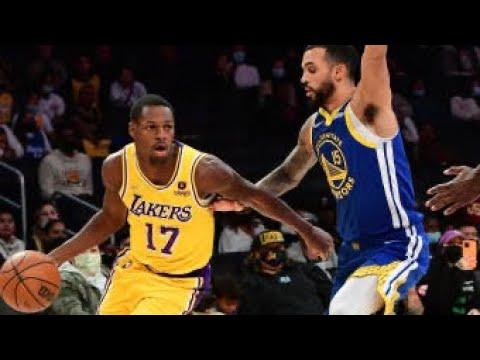 Golden State Warriors vs Los Angeles Lakers Full Game Highlights   October 12   2022 NBA Preseason