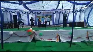 Farewell bhangra Mata gujri khalsa college kartarpur