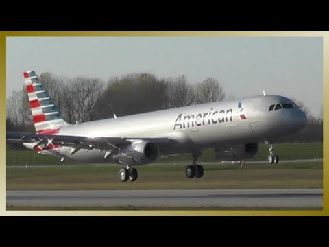 [First Flight] American Airlines | A321 | N102NN | Takeoff And Landing At XFW