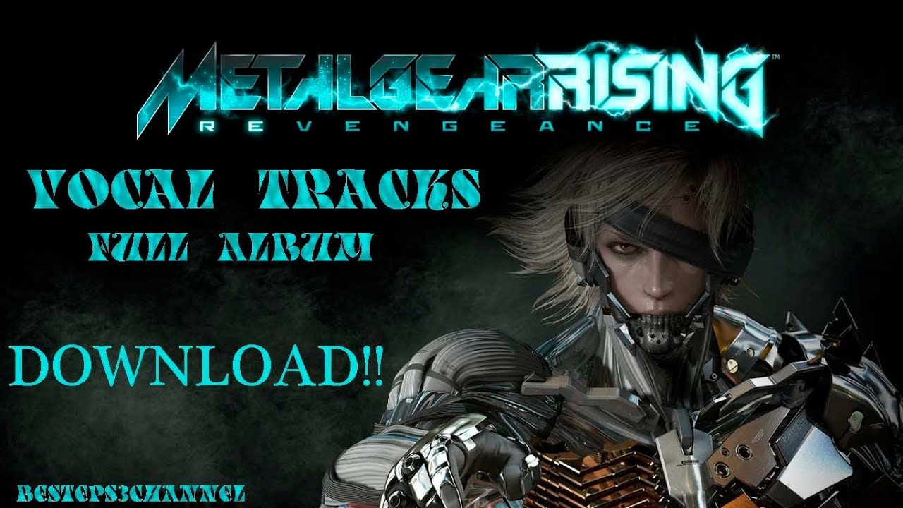 metal gear rising revengeance pc download free