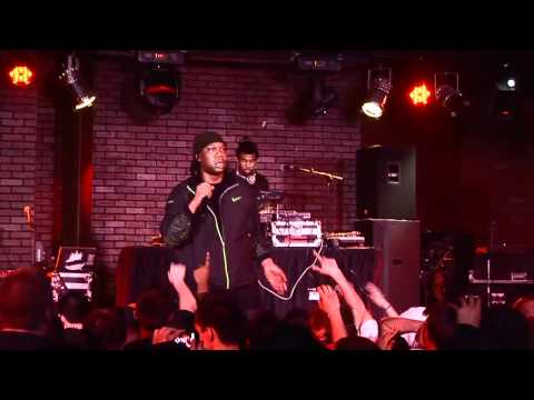 KRS-One - The MC / Outta Here - Live in San Jose