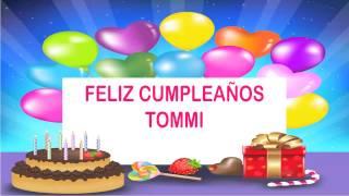 Tommi   Wishes & Mensajes - Happy Birthday