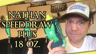 Nathan SpeedDraw Plus 18 oz. Handheld Water Bottle Review