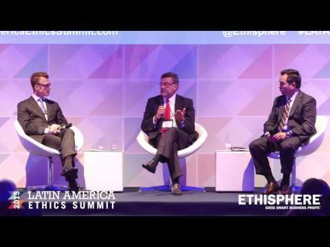 Ethisphere's 2015 Latin America Ethics Summit: The C-Suite Conversation