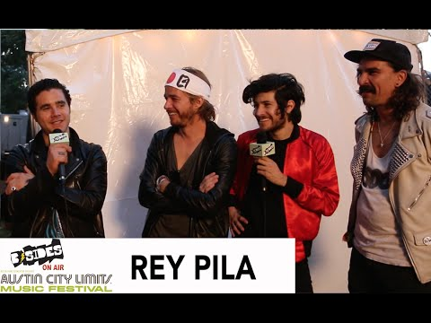 B-Sides On-Air: Interview - Rey Pila at Austin City Limits 2015