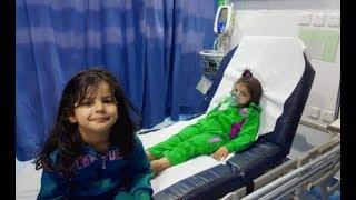 وديت البنات للمستشفى.. وشريت لهم العاب