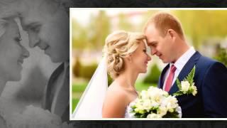 Свадебное слайд шоу Юрия и Галины