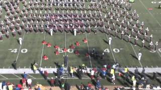 SCSU Marching 101 Wobble Dance