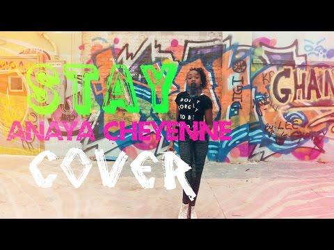 ZEDD, Alessia Cara - STAY (13 Year Old Anaya Cheyenne Cover)