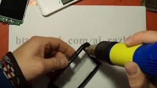 Замена сенсора Alcatel 4013 pixi 3 / repair touch