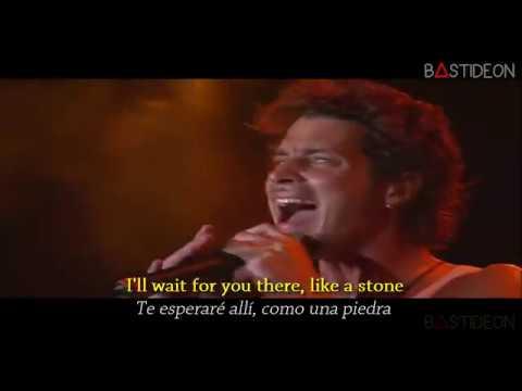 Audioslave  Like a Stone Sub Español + Lyrics