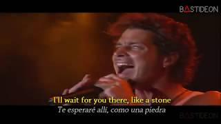 Audioslave - Like a Stone (Sub Español + Lyrics)