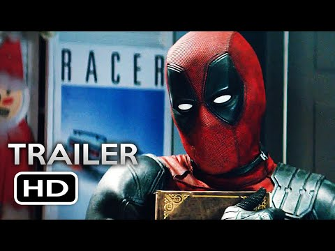 ONCE UPON A DEADPOOL Official Trailer (2018) Ryan Reynolds PG-13 Deadpool 2 Movie HD