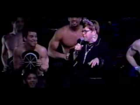 ELTON JOHN- Diamonds Are A Girl's Best Friend (Hilarious Video)