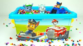 Сюрпризы щенячий патруль, свинка пеппа, супер крылья  Открываем сюрпризы и игрушки