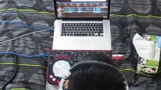 DJ RAVINE SICK MIX)   literally