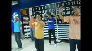 Summit Bingo Boys Special Dance Presentation