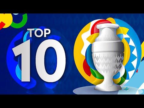 COPA AMERICA 2021 ● TOP 10 Goals