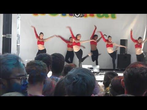 2016 NYC Holi Hai Performances