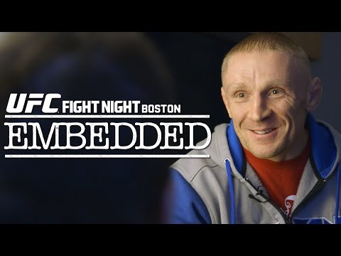UFC Fight Night Boston: Embedded Vlog – Ep. 3