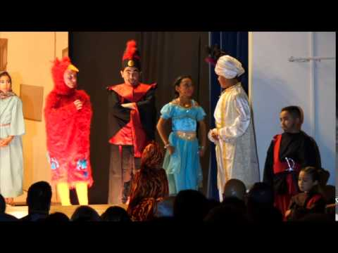 Aladdin Jr. performed by Orchard Dale Elementary School!
