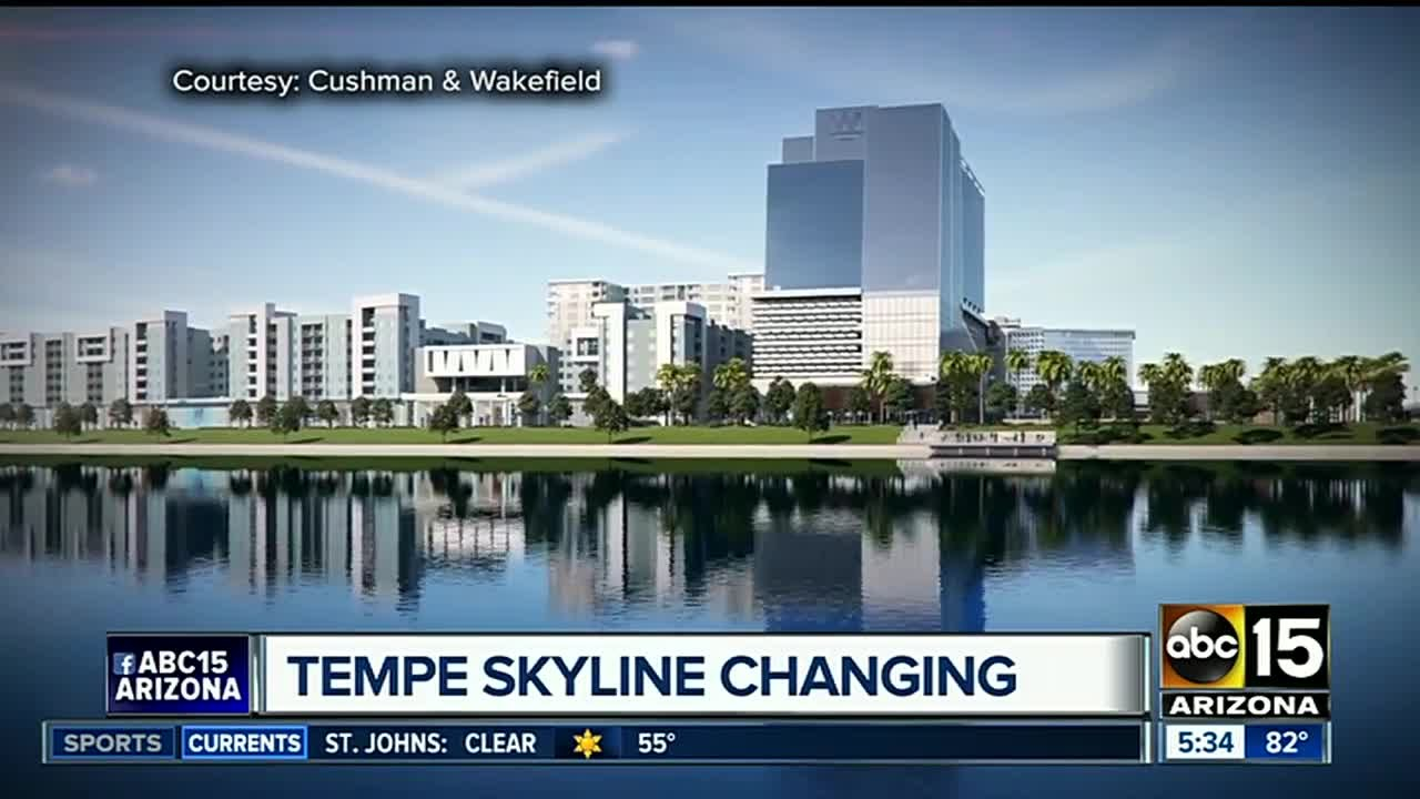Major new development in Tempe