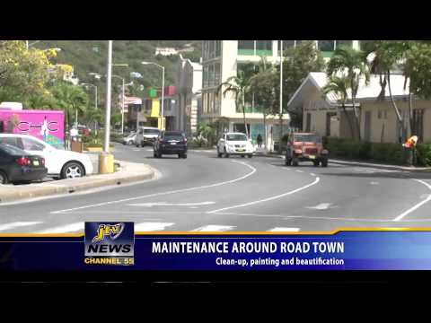 Maintenance Around Road Town