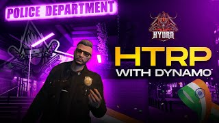 VAGOS MEETING SYNDICATE TODAY | GTA RP LIVE WITH DYNAMO GAMING | HYDRA TOWN ROLEPLAY