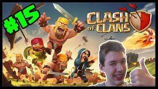 Clash of Clans #15 - Cigánsky taneček! | SK Let's play | HD