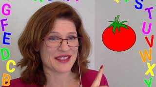 KIDS ESL | LEARN ENGLISH | Food | Do you like _____? | tomato | onion | cucumber