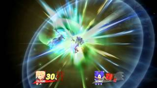 The Downfall of Cloud's Omnislash - Super Smash Bros. Wii U