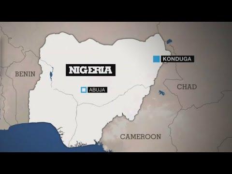 Dozens killed in triple suicide attack in northeast Nigeria