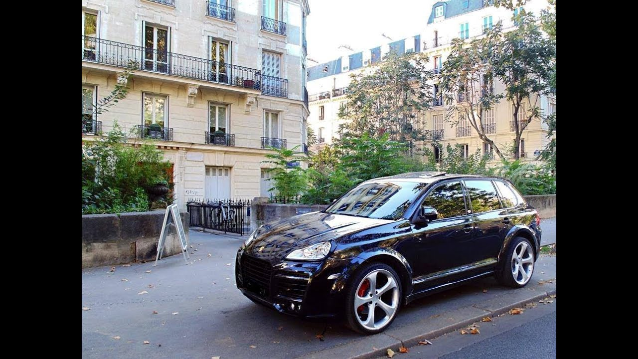 Porsche Cayenne Turbo Techart Magnum Revs Acceleration Sound Youtube