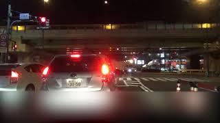 パトカー降りて歩いて反対車線の車に職質❗️これが警視庁自動車警ら隊❗️自ら隊と交機隊の話するね❗️