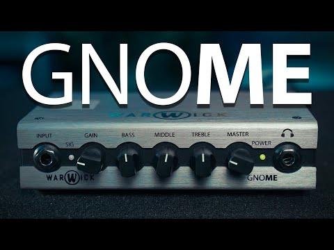 The Warwick GNOME Mini Bass Head