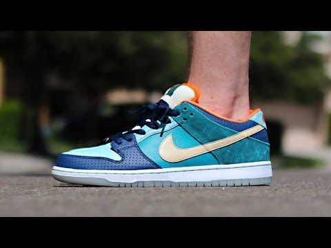 MIA Skateshop x Nike SB Dunk Low Premium QS - YouTube 1ac1cd9ad3