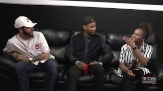 @QueenJTheDJ @DJHennessii Sit Down With @Preme For The @CincyUG Listening Party