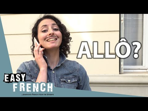 How To Make A Phone Call In French: Essential Phrases   Super Easy French 73