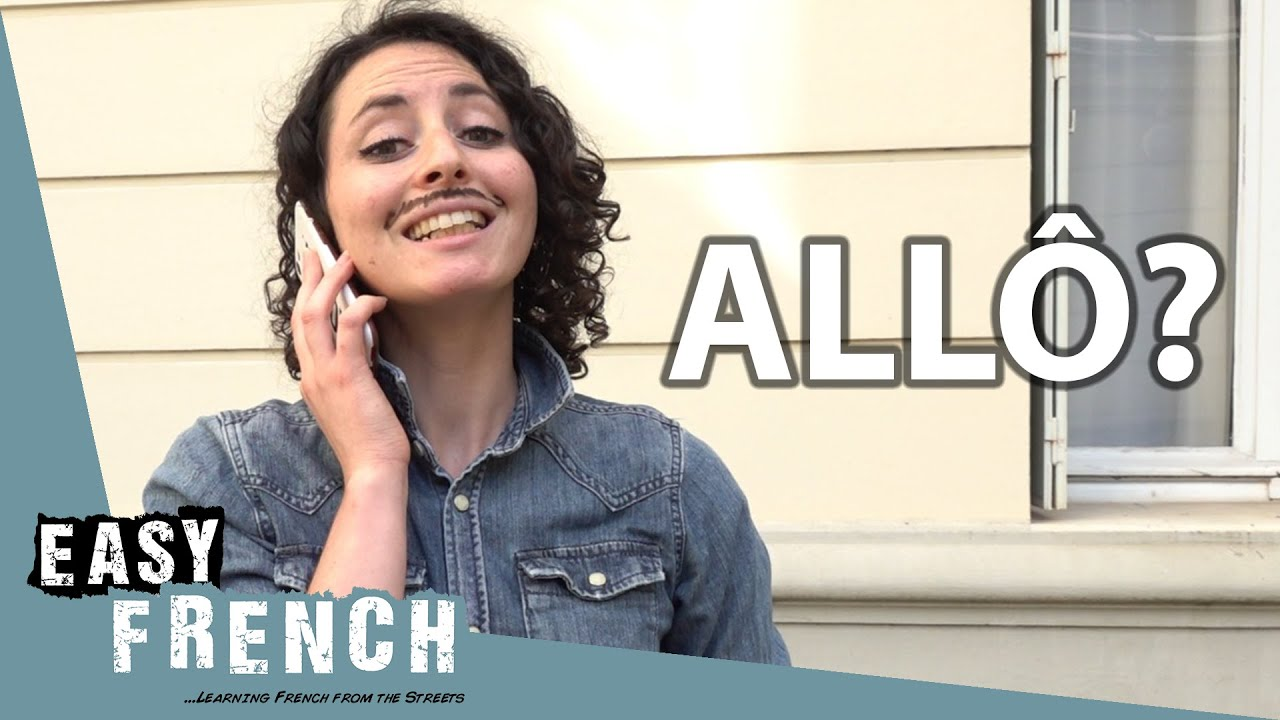 How to Make a Phone Call in French: Essential Phrases | Super Easy French 73