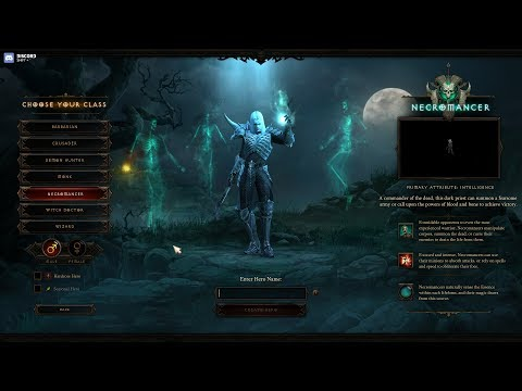 [Diablo III : Reaper of Souls Review] อาชีพ Necromancer (Patch 2.6.0)