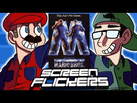 Screen Flickers: Super Mario Bros (Podcast)
