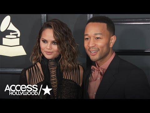 Grammys 2017: Chrissy Teigen & John Legend On Her Hit-And-Run Accident