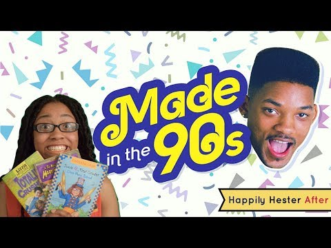 The 90's Tag!  Happily HESTER After
