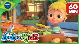 Indo`a feira - Músicas Para Crianças LooLoo Kids Português