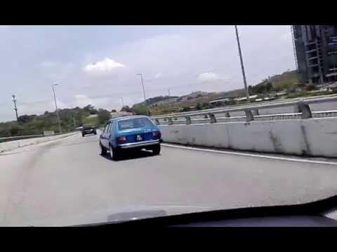 Classic Mazda 323 1970 Malaysia