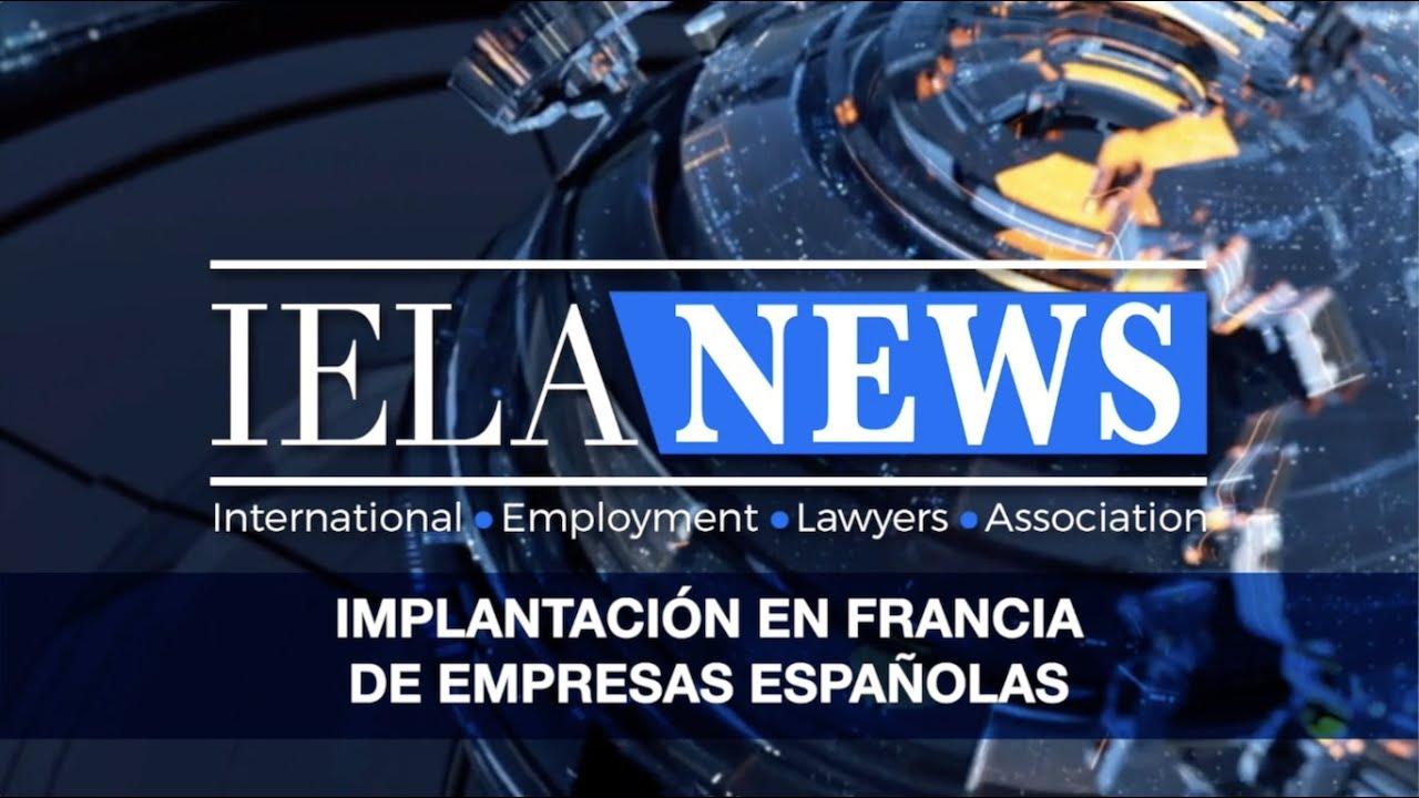 La implantación en Francia de empresas españolas