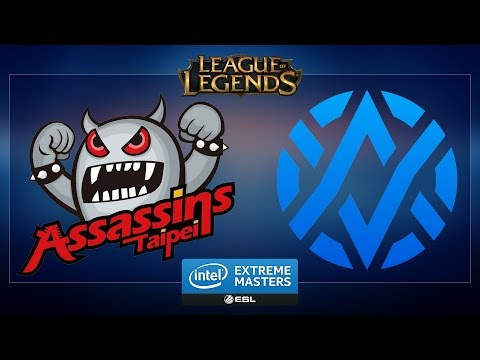 League of Legends - Taipei Assassins vs. Avant Garde - IEM 2015 Taipei - Match 1 Quarterfinal