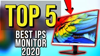 ✅ TOP 5: Best IPS Monitor 2020